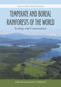 temperate rainforests book